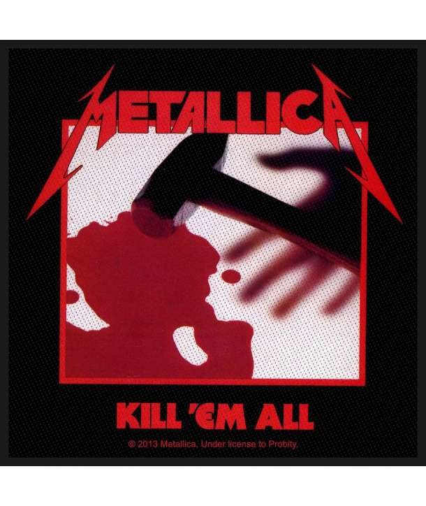 Parche METALLICA - Kill Em All