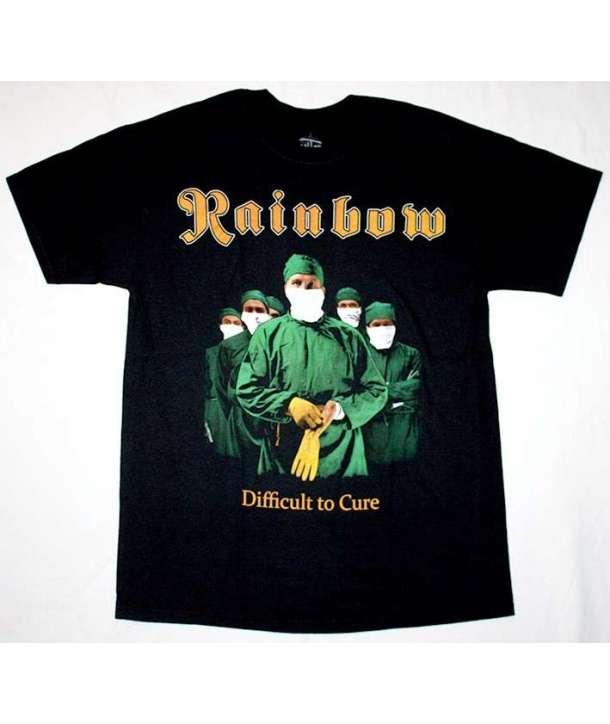 Camiseta RAINBOW - Difficult To Cure