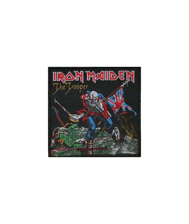 Parche IRON MAIDEN - The Trooper