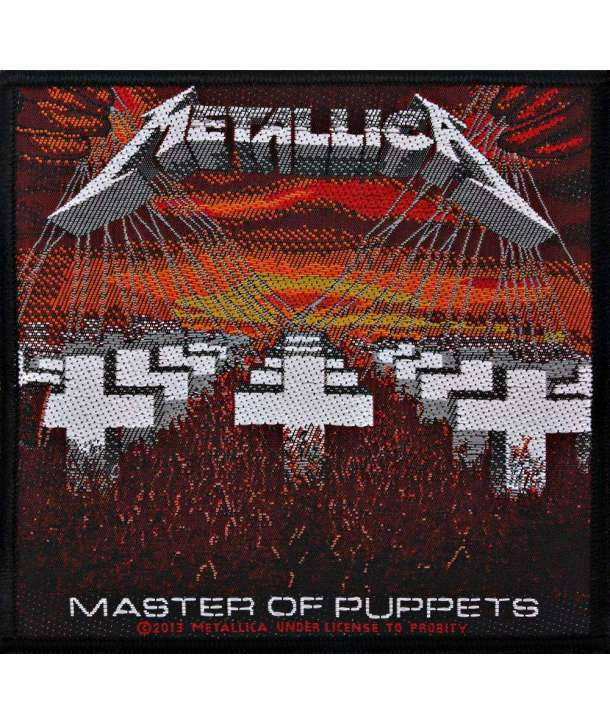 Parche METALLICA - Master Of Puppets