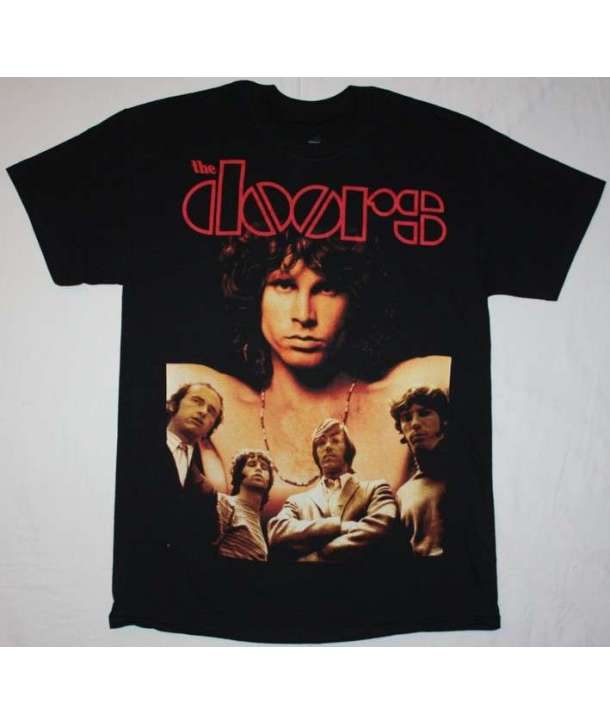 Camiseta THE DOORS - Morrison