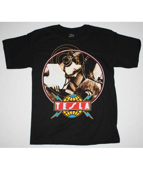 Camiseta TESLA - Hang Tough Tour