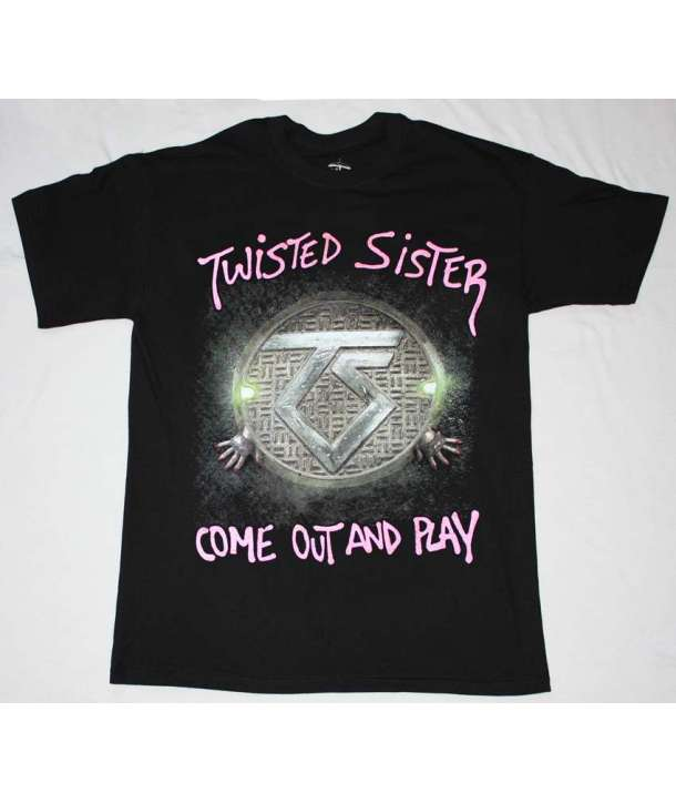 Camiseta TWISTED SISTER - Come Out And Play