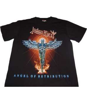 Camiseta JUDAS PRIEST - Angel Of Retribution bdbee0754ee