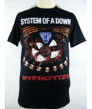 ff73831d79 Camiseta SYSTEM OF A DOWN - Hypnotize ...