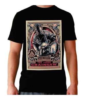 7f911ac696 Camiseta LA MATANZA DE TEXAS