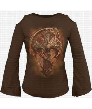 9866be7b57 Camiseta Woodland Guardian Chica Spiral