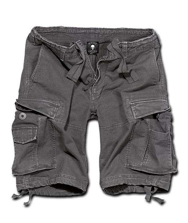 Pantalón Vintage Classic Negro