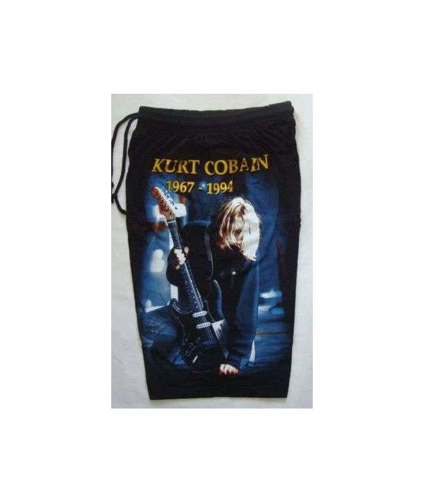 Pantalón corto NIRVANA - Kurt Cobain