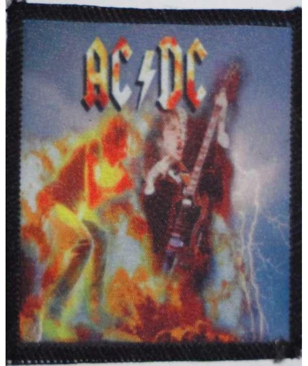 Parche ACDC - Angus Brian Live