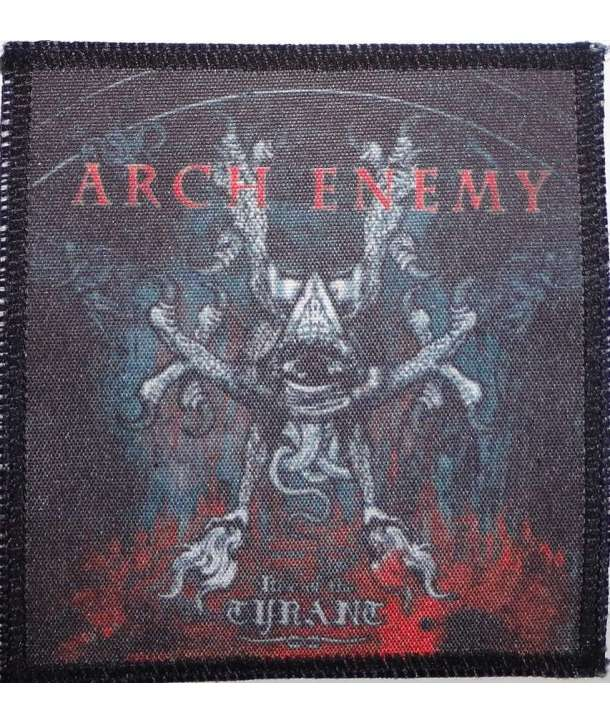 Parche ARCH ENEMY - Rise Of The Tyrant