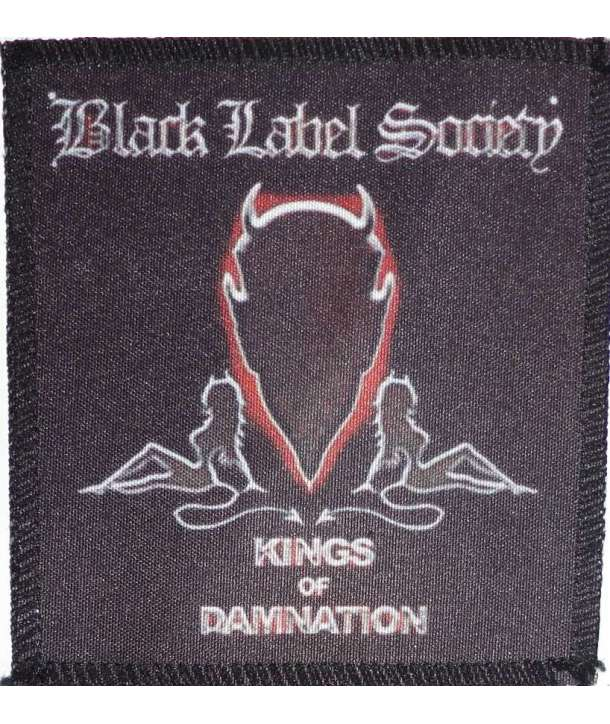 Parche BLACK LABEL SOCIETY - Kings Of Damnation