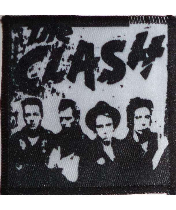 Parche THE CLASH - Band