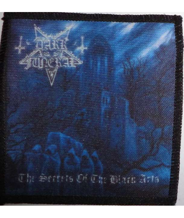 Parche DARK FUNERAL - The Secret Of The Black Arts