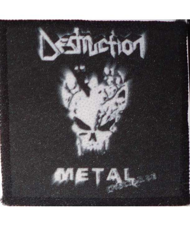 Parche DESTRUCTION - Metal Discharge