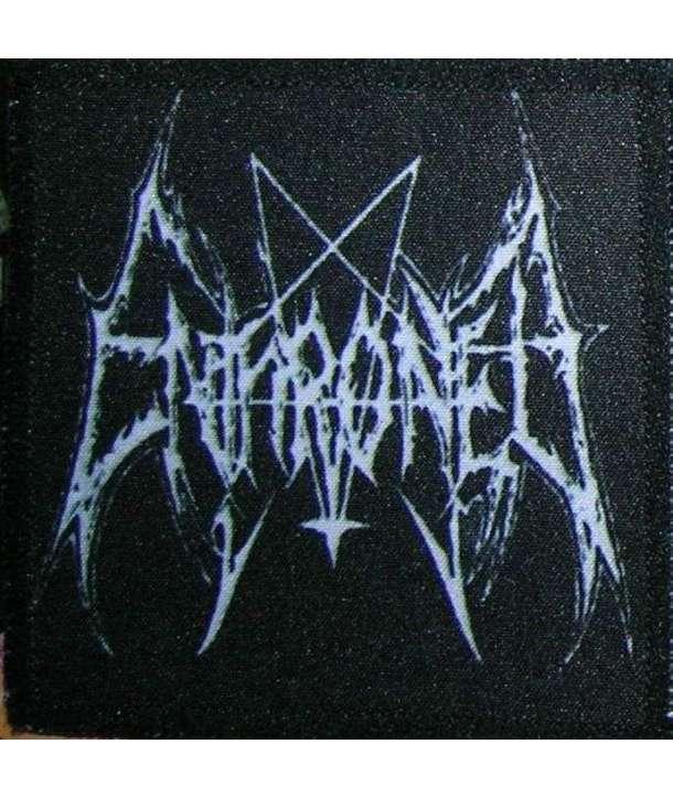 Parche ENTHRONED - Logo