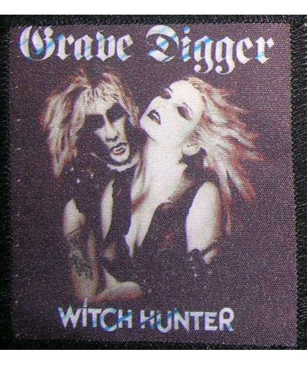 Parche GRAVE DIGGER - Witch Hunter