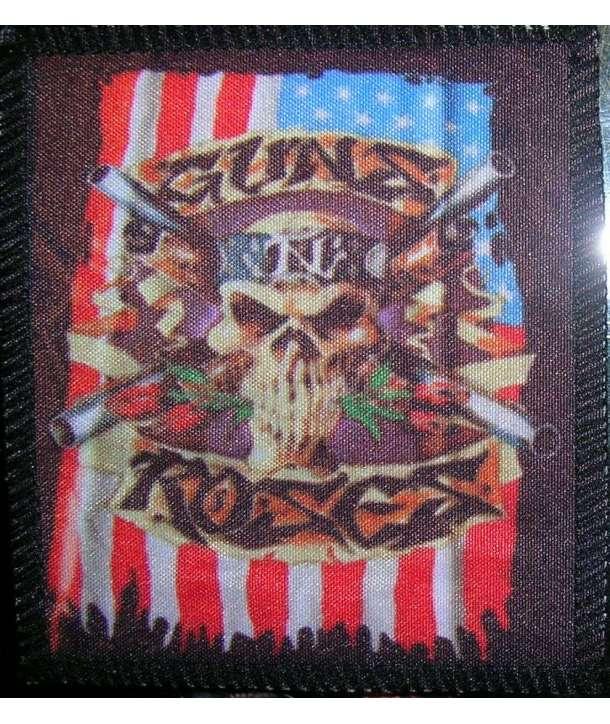 Parche GUNS N ROSES - Flag Logo