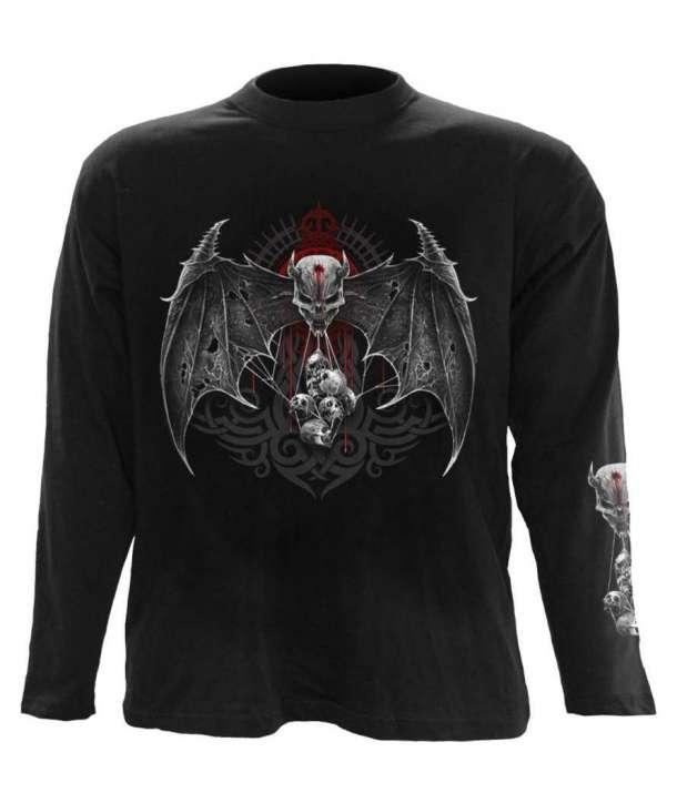 Camiseta SPIRAL Demon Tribe Manga Larga