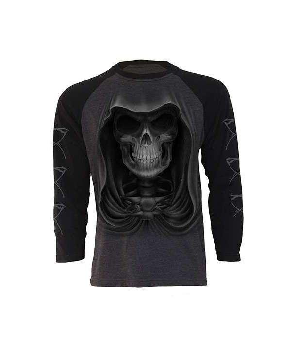 Camiseta SPIRAL DEATH Raglan Manga Larga