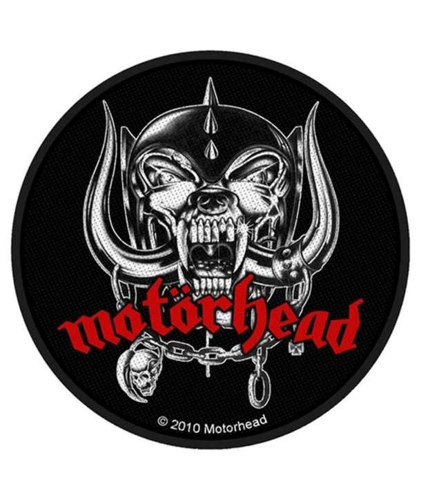 Parche MOTORHEAD - Logo Redondo