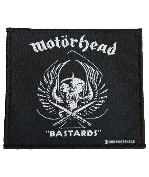 Parche MOTORHEAD - Bastards