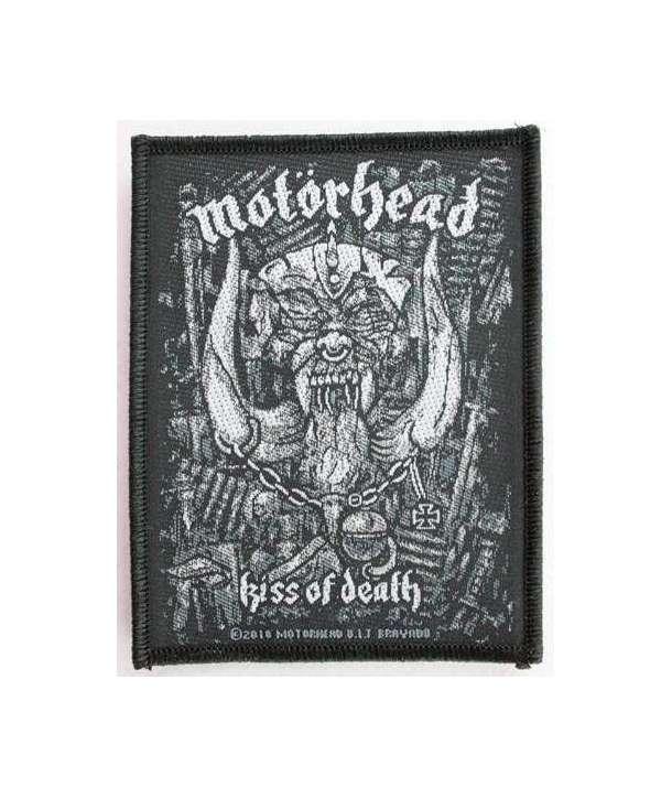 Parche MOTORHEAD - Kiss Of Death