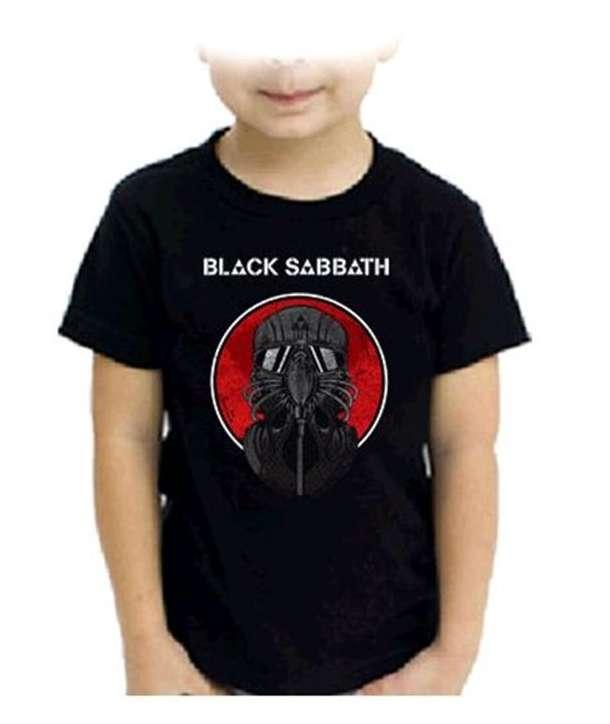 91327954d1cab Camiseta niño a BLACK SABBATH - Avenger - House of Rock