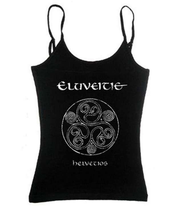 Camiseta ELUVEITIE - Helvetios Tirantes Chica
