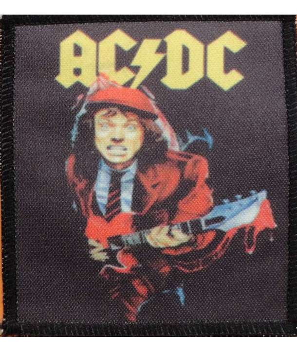 Parche ACDC - Angus