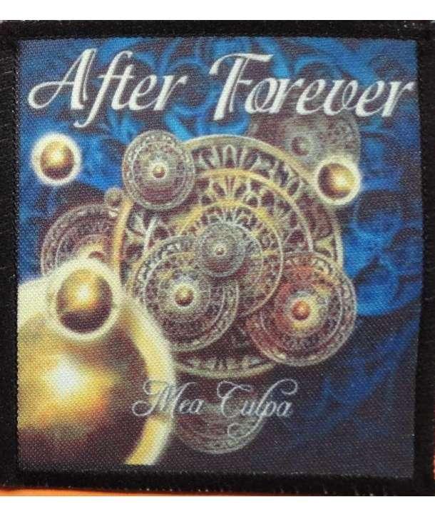 Parche AFTER FOREVER - Mea Culpa