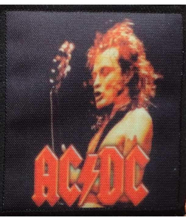 Parche ACDC - Live At Donnington