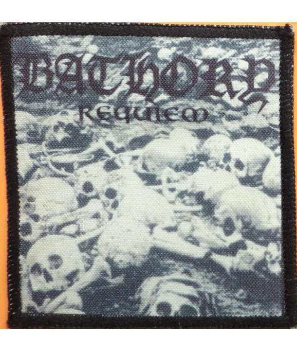 Parche BATHORY - Requiem