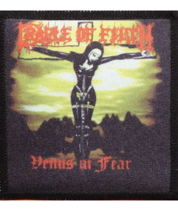 Parche CRADLE OF FILTH - Venus In Fear