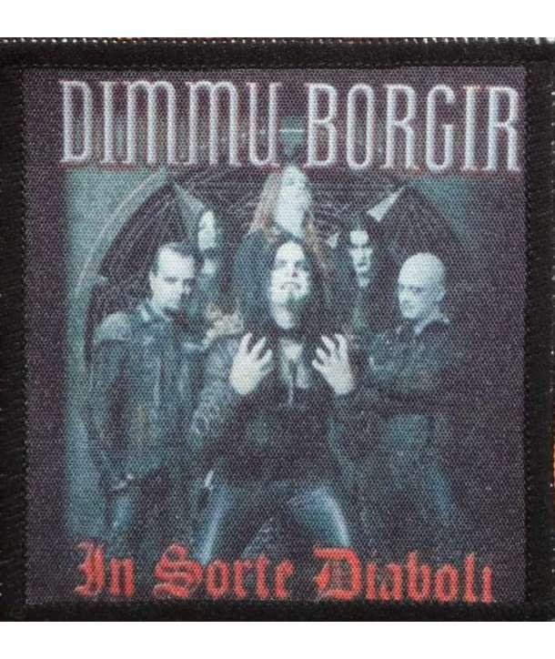 Parche DIMMU BORGIR - In Sorte Diaboli