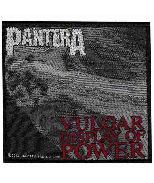 Parche PANTERA - Vulgar Display Of Power