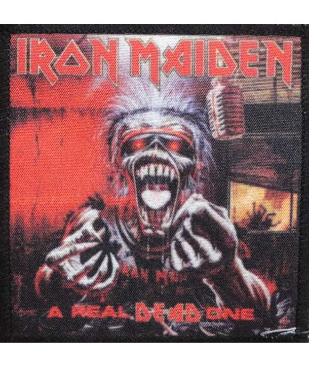 Parche IRON MAIDEN - A Real Dead One