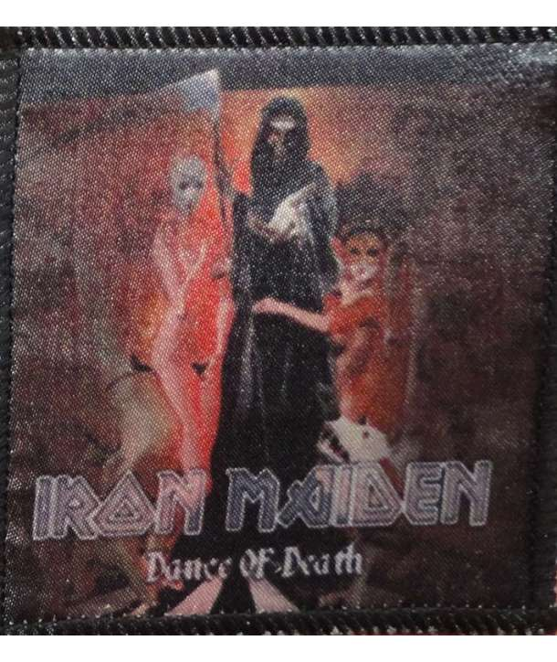 Parche IRON MAIDEN - Dance Of Death
