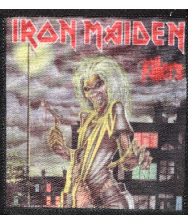 Parche IRON MAIDEN - Killers