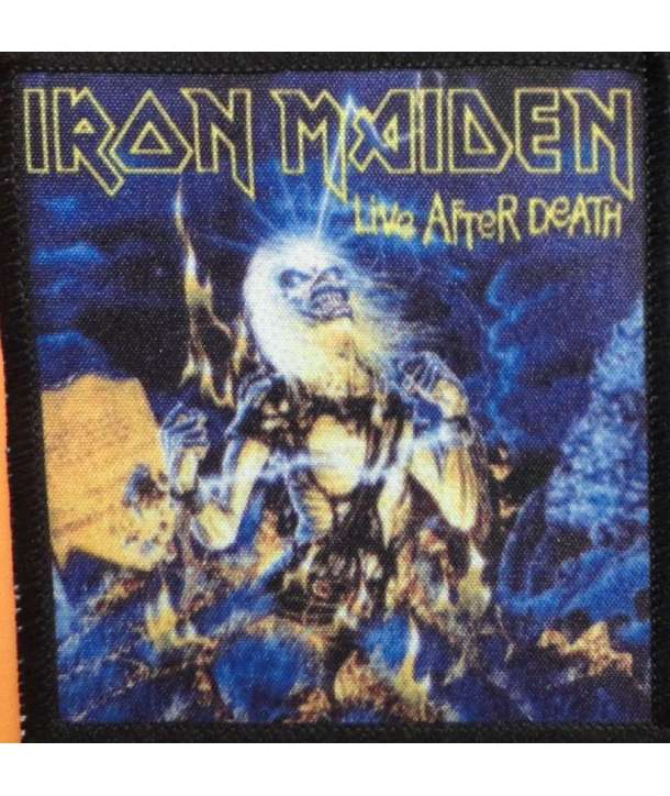 Parche IRON MAIDEN - Live After Death