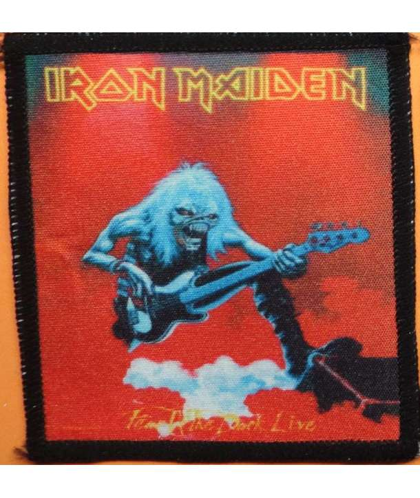 Parche IRON MAIDEN - Eddie Bass