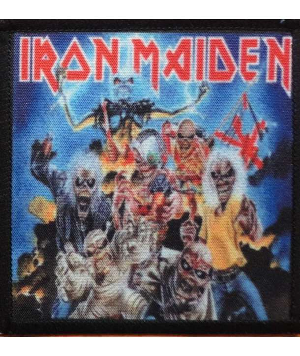 Parche IRON MAIDEN - Best Of The Beast