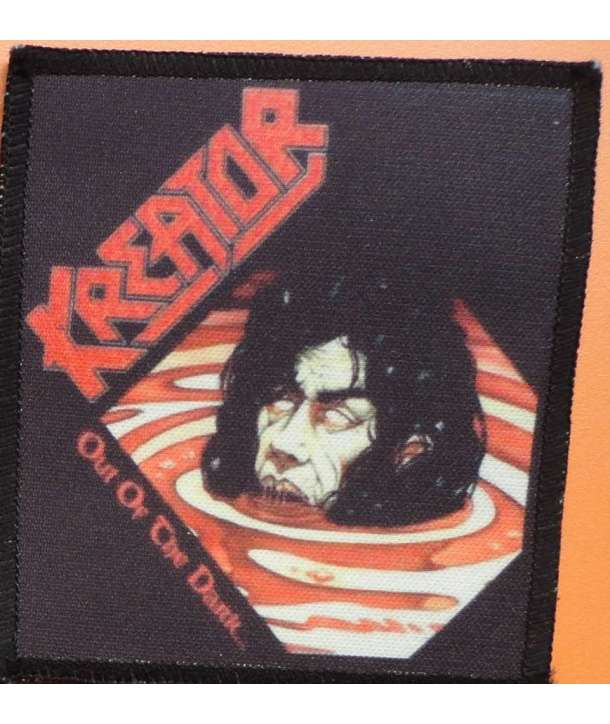 Parche KREATOR - Out Of The Dark