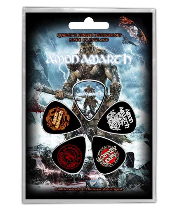 Pack púas AMON AMARTH - Jomsviking