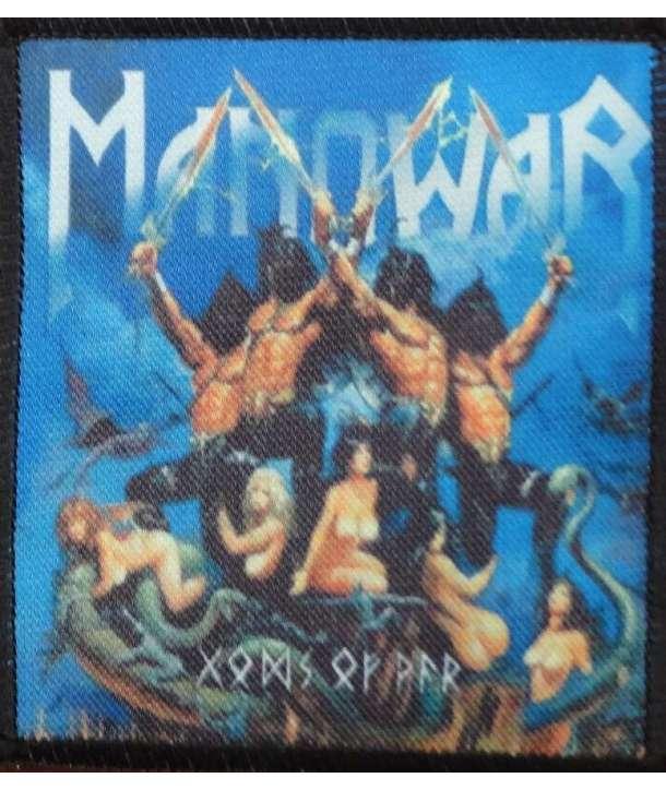 Parche MANOWAR - Gods Of War