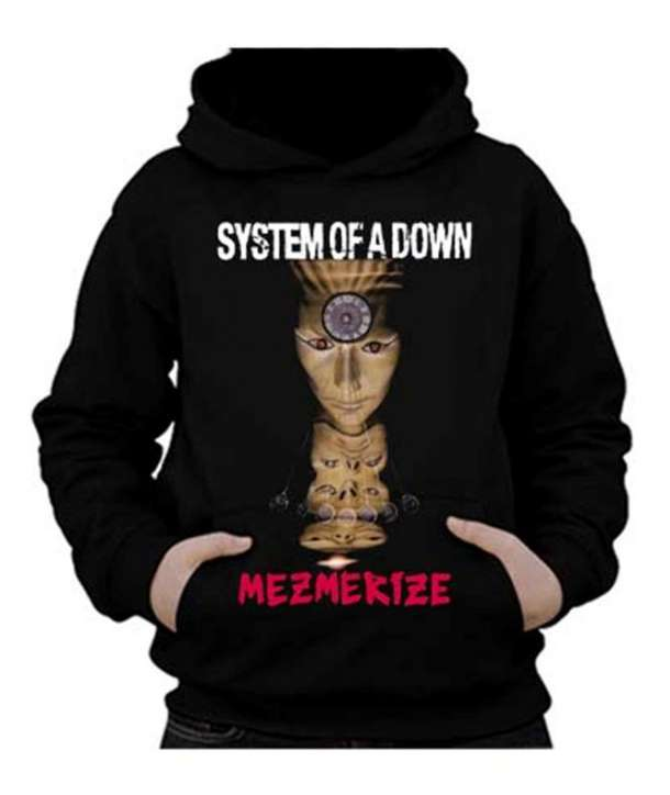 Sudadera SYSTEM OF A DOWN - Mezmerize