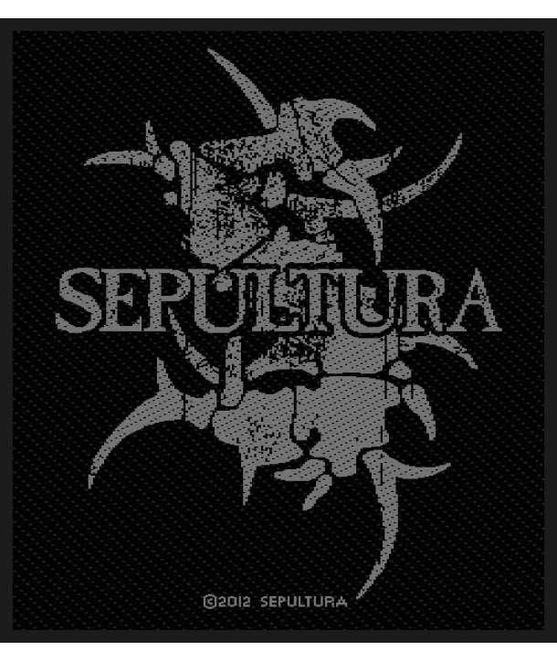 Parche SEPULTURA - Logo