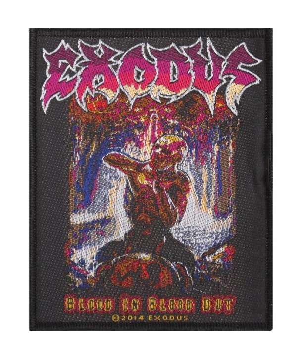 Parche EXODUS - Blood In Blood Out