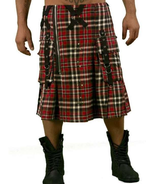 1a6221a77 Falda   Kilt Escocesa para hombre - House of Rock