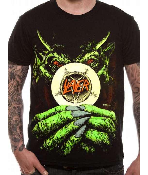 Camiseta SLAYER - Root Of All Evil